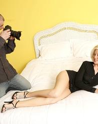 Scarlettfay as Lindsay Lohan as Marilyn Monroe in hardcore action