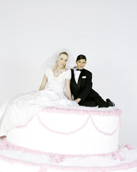 Charisma Cole and Felix Vicious just had a lesbian wedding and want to fuck